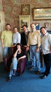Petaluma ProAm Wine Judges